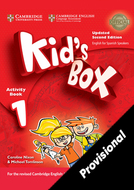 Kid's Box Upd 1 Activity Book