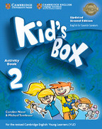 Kid's Box Upd 2 Activity Book