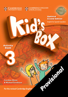 Kid's Box Upd 3 Activity Book