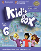 Kid's Box Upd 6 Pupil's Book