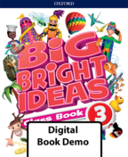 Big Bright Ideas Digital Class Book 3 Demo