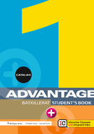 Advantage 1 Student's Book Cat