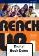 Reach Up Digital Student's Book 1 Demo
