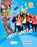 ¡decídete! 5to secundaria Huellas