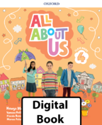 All About Us Digital Class Book 4