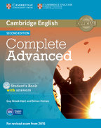 Complete Advanced Student's Book PDF