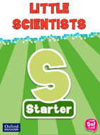 TEACHER'S RESOURCES LITTLE SCIENTISTS Starter