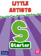 TEACHER'S RESOURCES LITTLE ARTISTS Starter