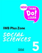 New Think Do Learn Social Sciences 5 IWB Plus Zone (Madrid Edition)