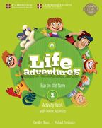 Life Adventures 1  Activity Book (Full Pack PDF)