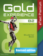 Gold Experience B2 eText Premium