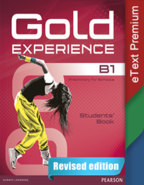 Gold Experience B1 eText Premium