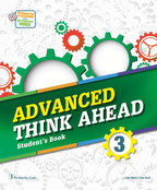 Advanced Think Ahead 3 Student's Book