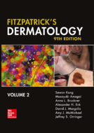 Fitzpatrick Dermatology, 9th vol. 2