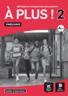 À plus ! 2 Digitaal Cahier d'exercices+CD VMBO/HAVO
