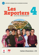 Les Reporters 4 Cahier d'exercices