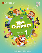 ePDF Be Curious 1 Pupil's Book
