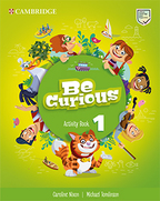 Be Curious 1 Activity Book (SCORM)