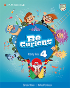 Be Curious 4 Activity Book (SCORM)