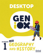DEMO Geography and History 1 ESO. GENiOX Core Desktop