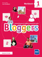 Bloggers 1 interactive workbook
