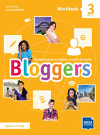 Bloggers 3 interactive Workbook