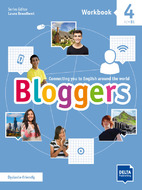 Bloggers 4 interactive Workbook