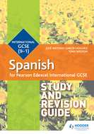 Pearson Edexcel International GCSE Spanish Study and Revision Gui