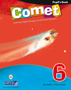 Comet 6 Pupil's Book